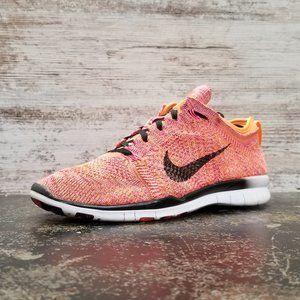 Womens Nike Free TR Flyknit Running Shoes Sz 7.5 B